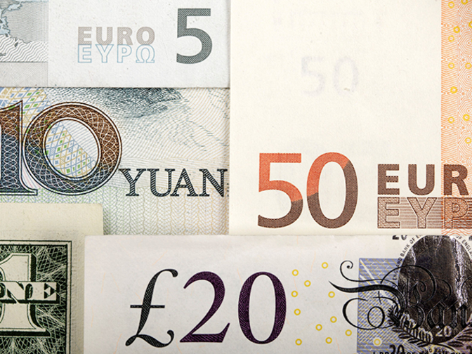 Euro jumps, yen dives as French worries abate