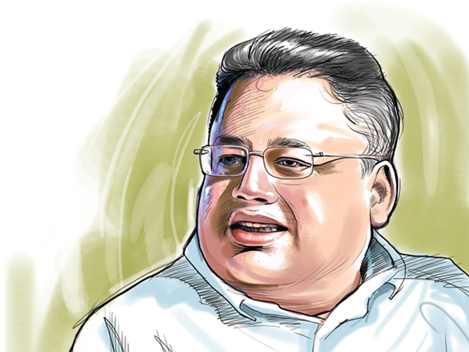 Jhunjhunwala's love affair: Stays loyal to Titan, but ditches Lupin