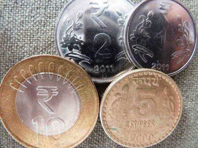 Rupee breaches 64-mark against dollar in early trade