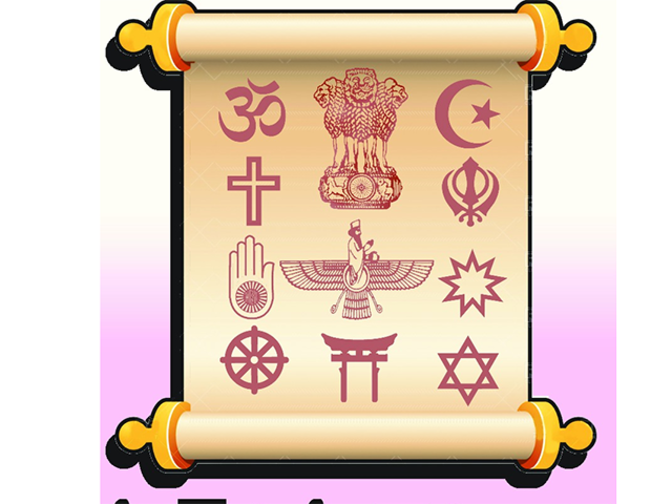 religious tolerance in india Since it was first advanced by mohandas gandhi, the tolerance ideal has  in  india today, it informs debates over how the right to religious.