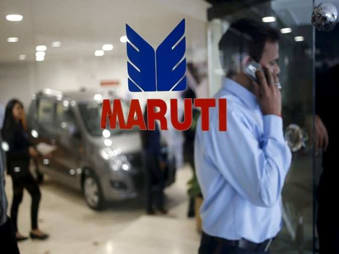 Maruti Suzuki's Q4 revenues surge 20.4%