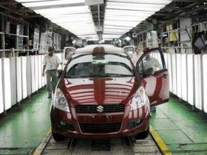 Maruti Suzuki reports 20.4% YoY rise in Q4 sales at Rs 20,423 crore