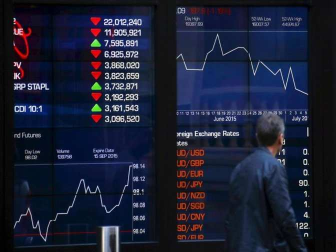 Australian shares post third straight month of gains; NZ sees best month in nine