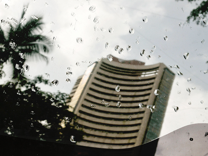 Sensex slips below 30,000, Nifty50 manages to hold 9,300