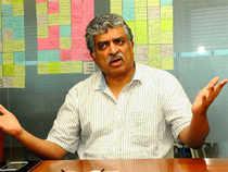 India needs a security and privacy law: Nandan Nilekani