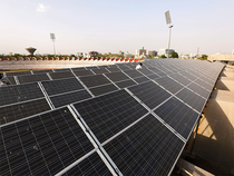 Investors' focus is primarily on solar power generation, funding large-scale solar parks.