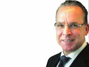 Paul Van Kessel, Global Cyber Security Leader at EY.