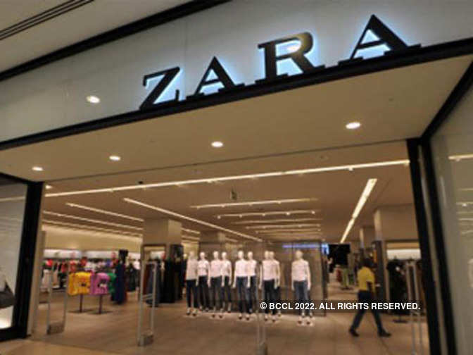 fashion industry zara opens biggest store in mumbai to launch online store by year end. Black Bedroom Furniture Sets. Home Design Ideas