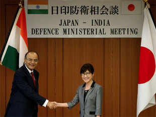 Jaitley welcomed a planned trilateral naval exercise among the U.S., India and Japan in July as a way of strengthening cooperation in the Asia-Pacific.