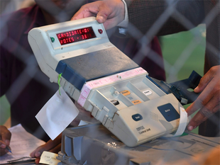 AAP plans stir outside Election Commission office over EVMs - The ...