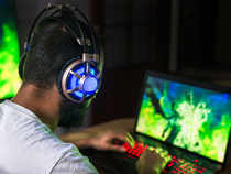 Young gamers play upto six different games on their devices and there is a strong influence of referrals and peer groups.