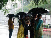 In 2013, the BSE benchmark dropped 381 points, or 1.92 per cent, between June and September even when the rainfall was 105 per cent of long-term average, compared with estimates of 98 per cent.