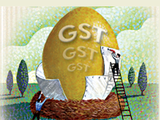 More than a 3rd of state taxes to stay out of GST