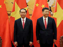 Vietnam is the Southeast Asian country most openly at odds with China over the waterway since the Philippines pulled back from confrontation.