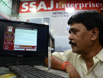 1st incident of Ransomware malware attack in Patna which has hacked several thousands of computers across the globe.