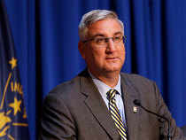 Holcomb said he wanted to travel to India soon after his inauguration early this year but pressing engagements and now the summer prevented him from doing so.