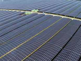The country has added more than 10GW of solar capacity in the last three years - starting from a low base of 2.6 GW in 2014, it said.