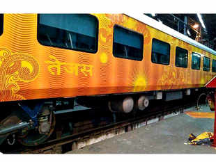 Promised in the budget, Tejas Express will also be pressed into service in Delhi-Chandigarh and Delhi-Lucknow sectors, according to the railways.