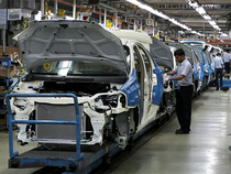 GM's problem is not manufacture but marketing. It just has not been able to gain marketshare in India.