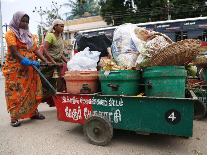 With new technologies and knowledge of segregation, India is fast learning how to manage its waste