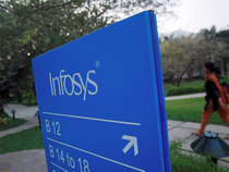 Infosys is looking to get project managers to sell the innovations as add-on services to clients in an attempt to grow revenue.