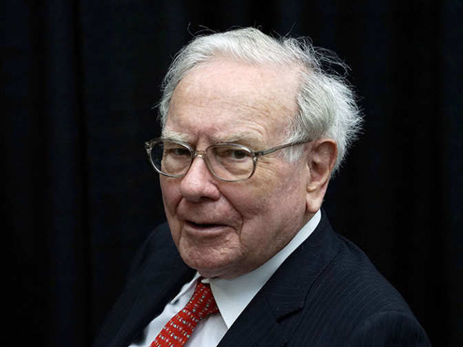 Buffett plan revealed! Amid ads for strippers, old Honda