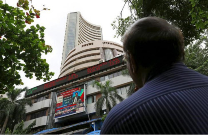 Sensex sheds 206 pts as Indian Army strikes Pakistan posts; Nifty50 ends below 9,400