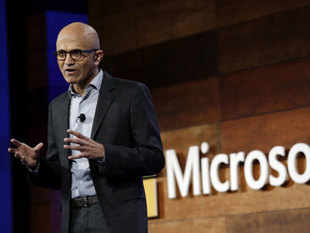 """Nadella said,""""our mission is to empower every person, every organisation on this planet. The core of the mission is fostering strong partnerships with leading organisations like Citrix""""."""