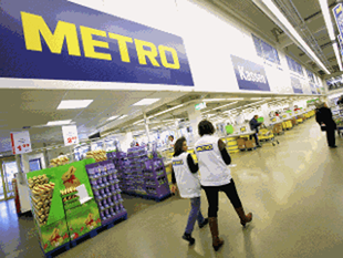 Metro Cash & Carry halts retail from Ludhiana store, looks to relocate - Economic Times