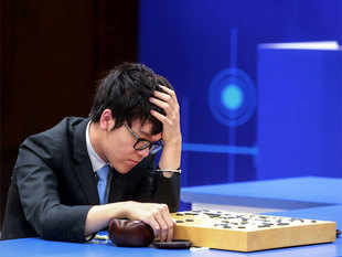 AlphaGo is scheduled to play its human opponent, the 19-year-old Chinese prodigy Ke Jie, one more time on Saturday in the best-of-three contest.