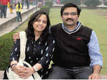 For Noida based Rajat & Shweta Gupta, 33 & 31, Salaried, aggressive savings and investment will make them reach the goals with ease.
