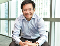 Ng Cher Pong is the CEO of SkillsFuture Singapore under the Ministry of Education.