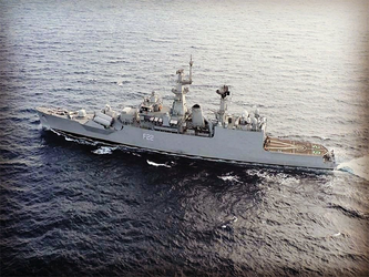 INS Ganga placed in non-operational category