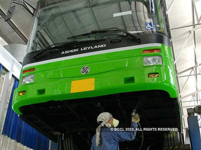 Ashok Leyland a good buy for medium term