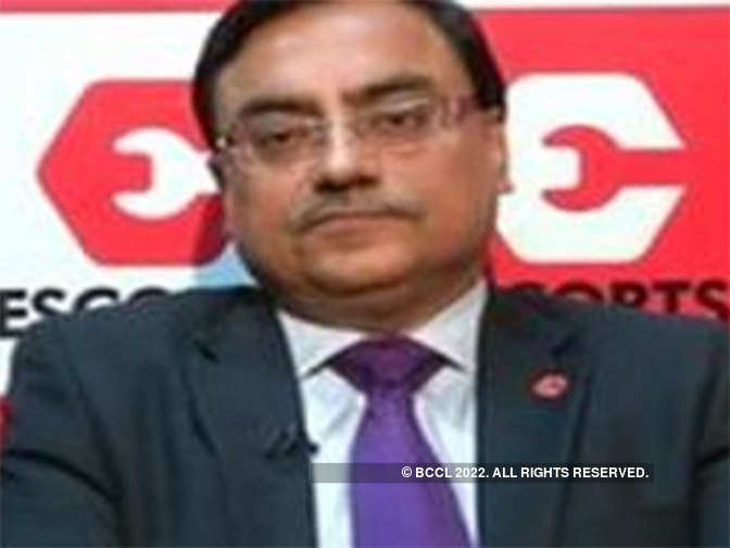 This year we can see double digit growth coming through: Bharat Madan, Escorts