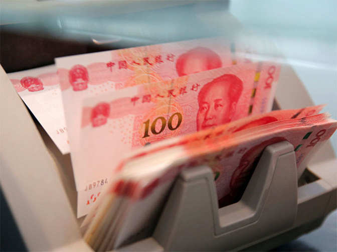 China stumps market, pushes yuan to 7-month highs
