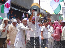 """""""We have decided to stop the milk collection on Friday morning and will take a call on further collection depending upon the developments during the day,"""" said Girish Chitale, partner, Chitale Dairy."""