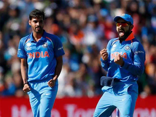 Clinical India run over hapless Pakistan in ICC Champions Trophy
