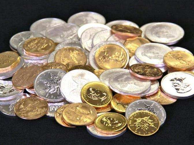 1 Silver Coin Price In India