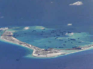 China has balked at US involvement in the dispute and last month accused a US warship of trespassing after it sailed near a reef claimed by Beijing.