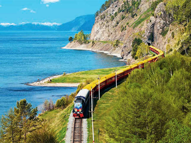 A journey of a lifetime! The railroad experience that takes you across three incredible countries