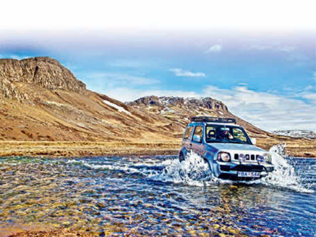 This summer plan an epic road trip and explore the south coast of Iceland