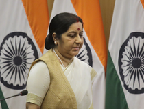 Swaraj offered sincere condolences on the loss of innocent lives and expressed solidarity with the people and the government of Iran.
