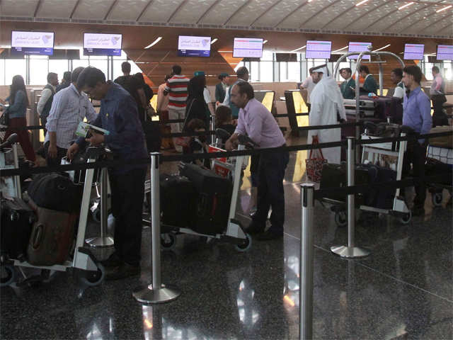 Qatar crisis throws Indians' travel plans off course