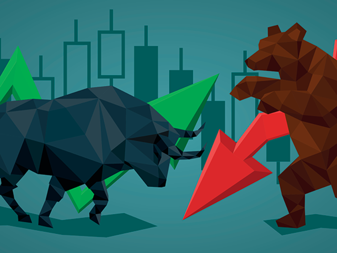 How to balance fear & greed when stocks are at their peak