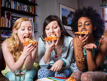 """This """"social facilitation of eating"""" is a well- established phenomenon. However, exactly what it is about company that produces the effect is not clear."""
