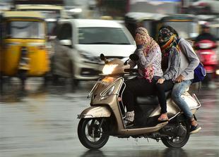 This week, IMD updated its rainfall forecast to 98% of normal, which is higher than its initial forecast of 96%.