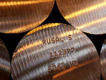 At the Multi Commodity Exchange, aluminium for delivery in June declined by 30 paise, or 0.24 per cent, to Rs 122.30 per kg  in a business turnover of 169 lots.
