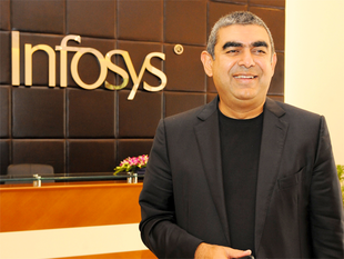 Infosys braces for bigger cost blow as Vishal Sikka bulks up on highly-paid talent