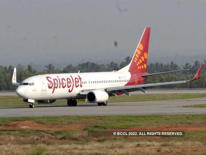 Spicejet Spicejet Gains As Company May Order Boeing 737